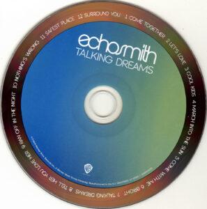 Echosmith - Talking Dreams - CD