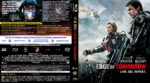 Edge Of Tomorrow (2014) Blu-Ray German Cover