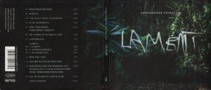 Einsturzende Neubauten - Lament (ADigipack Front)