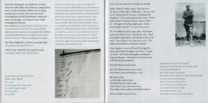 Einsturzende Neubauten - Lament (Booklet 15)