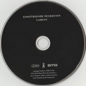Einsturzende Neubauten - Lament (CD)