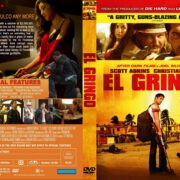 El Gringo (2012) CUSTOM DVD Cover