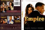 Empire: Season 1 (2015) R1 DVD Cover