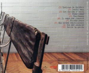 Enrico Nigiotti - Qualcosa Da Decidere - Back