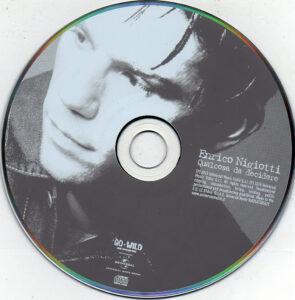 Enrico Nigiotti - Qualcosa Da Decidere - CD