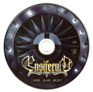 Ensiferum - One Man Army - CD (1-2)