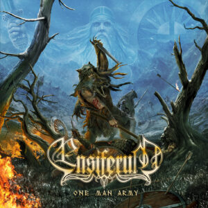 Ensiferum - One Man Army (Russia) - 1Front