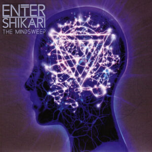 Enter Shikari - The Mindsweep - 1Front (2-2)