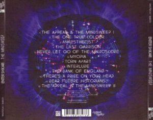 Enter Shikari - The Mindsweep - Back