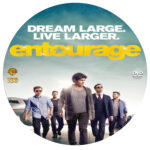 Entourage (2015) R0 Custom Label