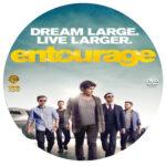 Entourage (2015) R0 Custom Label