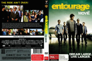 entourage the movie dvd cover