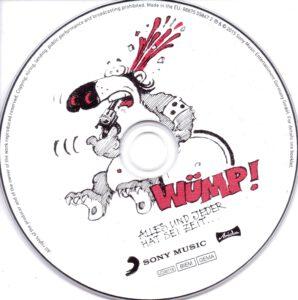 Erste Allgemeine Verunsicherung EAV - Werwolf Attacke - CD