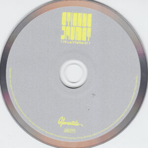 Etienne Jaumet - La Visite - CD