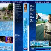 Eureka – Staffel 1 (2006) R2 german custom