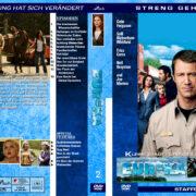 Eureka – Staffel 2 (2007) R2 german custom