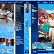 Eureka – Staffel 3 (2008) R2 german custom