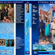 Eureka – Staffel 5 (2012) R2 german custom