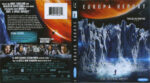Europa Report (2013) R1 Blu-Ray DVD Cover & Label