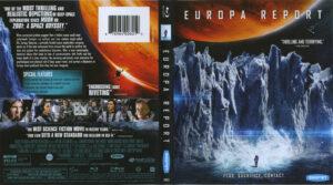 europa report blu-ray dvd cover