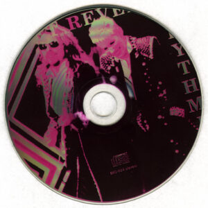 Eurythmics ‎– Sweet Revenge (1992) - CD