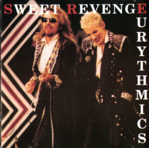 Eurythmics ‎– Sweet Revenge (1992) - Front