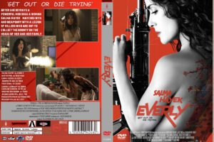 EVERLY dvd cover