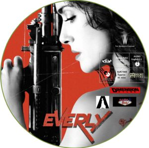 EVERLY cd cover