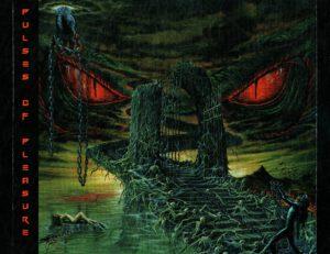 Evil Invaders - Pulses Of Pleasure - Inlay