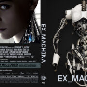 Ex_Machina (2015) Custom Blu-ray Cover & Label