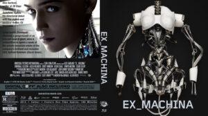 ex_machina blu-ray dvd cover