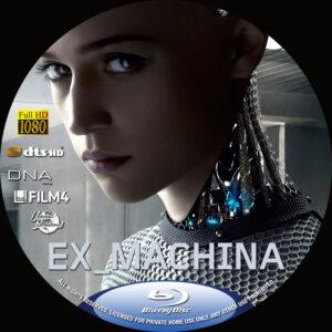 ex_machina blu-ray dvd label