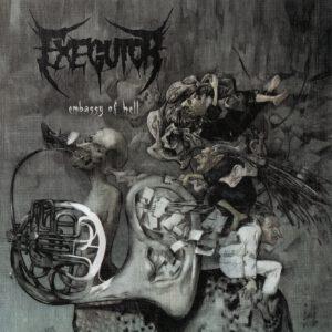 Exegutor - Embassy of Hell - 1fronte