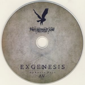 Exgenesis - Aphotic Veil - CD