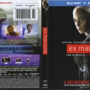 Ex Machina (2015) Blu-Ray R1