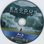 Exodus: Gods And Kings (2015) R1 Blu-Ray