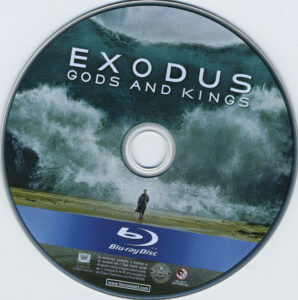 Exodus Gods And Kings 3D - DVD (1-3)