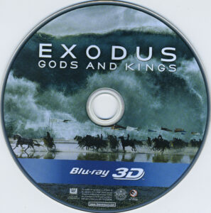 Exodus Gods And Kings 3D - DVD (3-3)