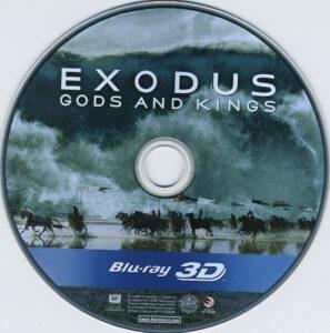Exodus Gods And Kings 3D - DVD (3-3)