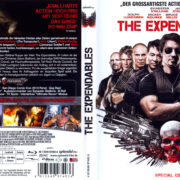 The Expendables (2010) R2 Blu-Ray German