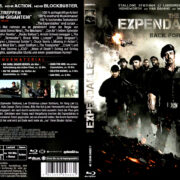 The Expendables 2 (2012) R2 Blu-ray German