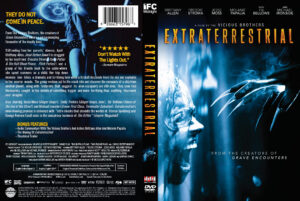 Extraterrestrial dvd cover