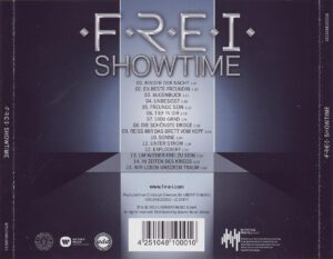 F.R.E.I. - Showtime - Back