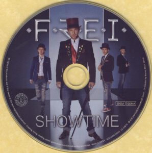 F.R.E.I. - Showtime - CD