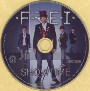 F.R.E.I. - Showtime - CD