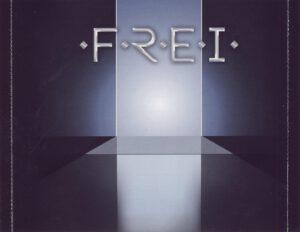 F.R.E.I. - Showtime - Inlay