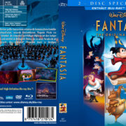 Fantasia (1941) R2 Blu-Ray German