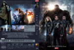 Fantastic Four (2015) R0 Custom Covers & Labels