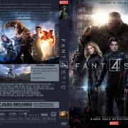 Fantastic Four (2015) R0 Custom Covers & Labels