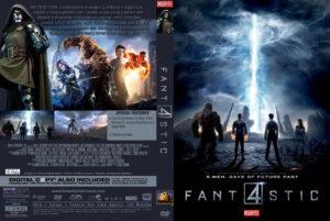 Fantastic Four custom cover V2 (Pips)